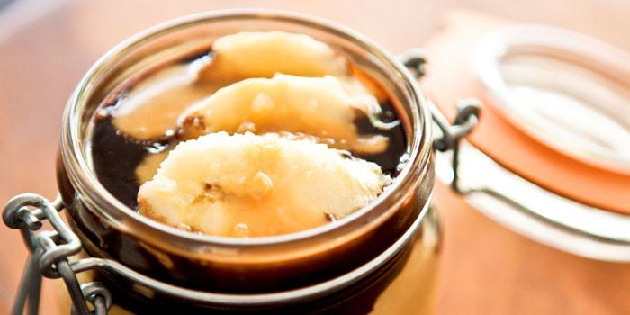 Butterscotch Pudding at Rider